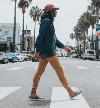 ¿Por qué cruzaron la calle los signos?