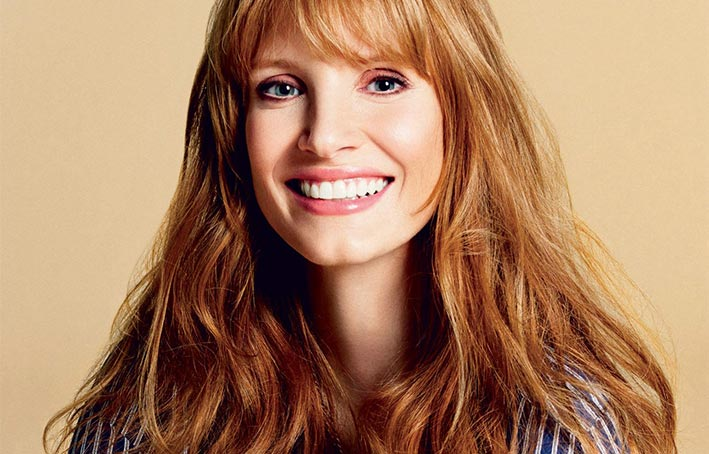 Jessica Chastain: Aries