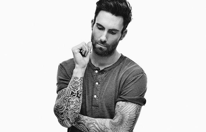 Adam Levine: Piscis