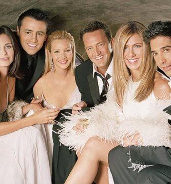 ¿Qué signo son los actores de Friends? astrologeando