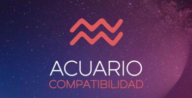 Compatibilidad de Acuario