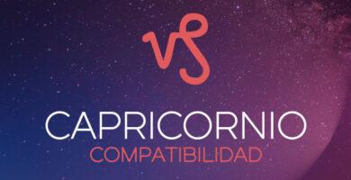 Compatibilidad de Capricornio